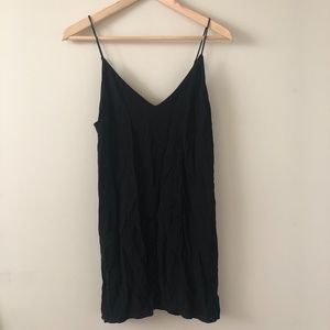 Black Vivienne Dress   Wilfred Free